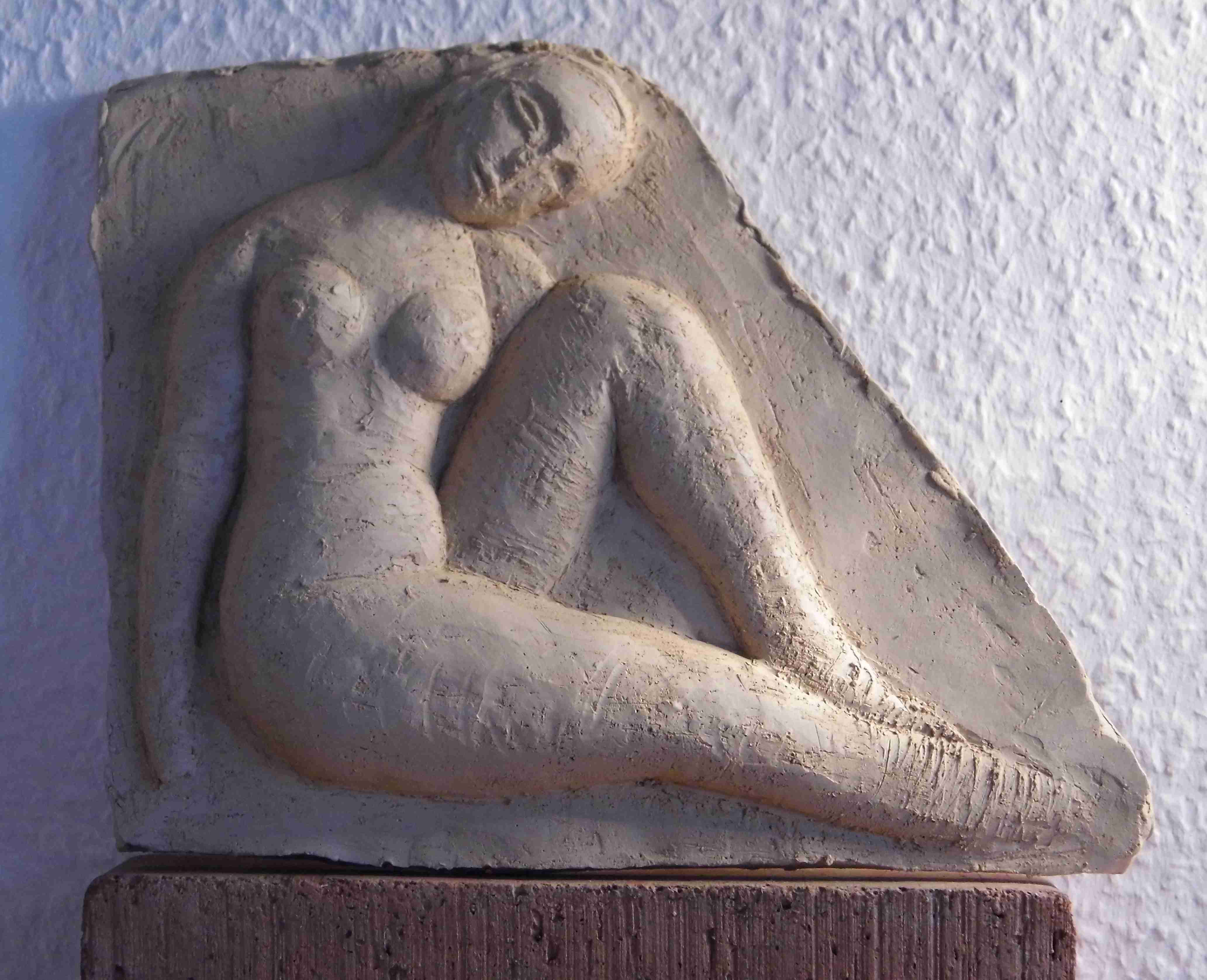 Kopie eines Reliefs von Kogan