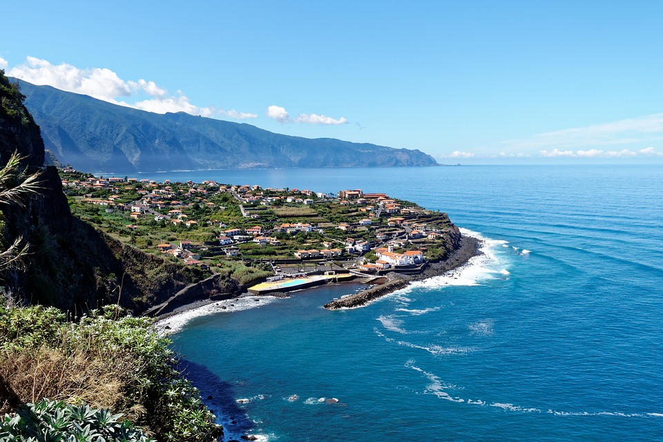 Madeira, die Insel des ewigen Frühlings