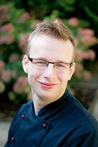 Michael Lohmanns, Inhaber und Küchenchef