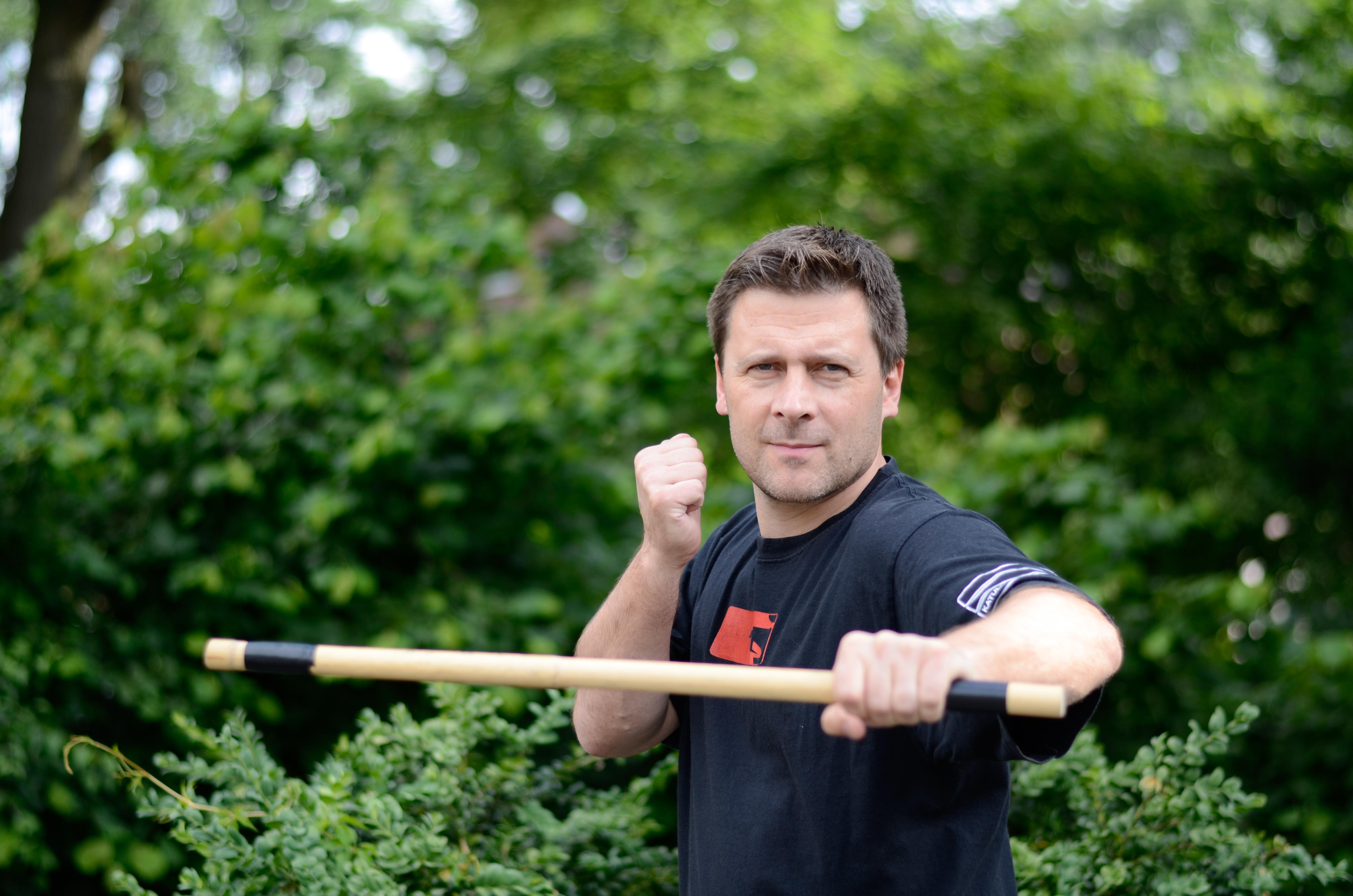 Nicolai Dwinger - Trainer Kali Silat Evolution im Rheinland