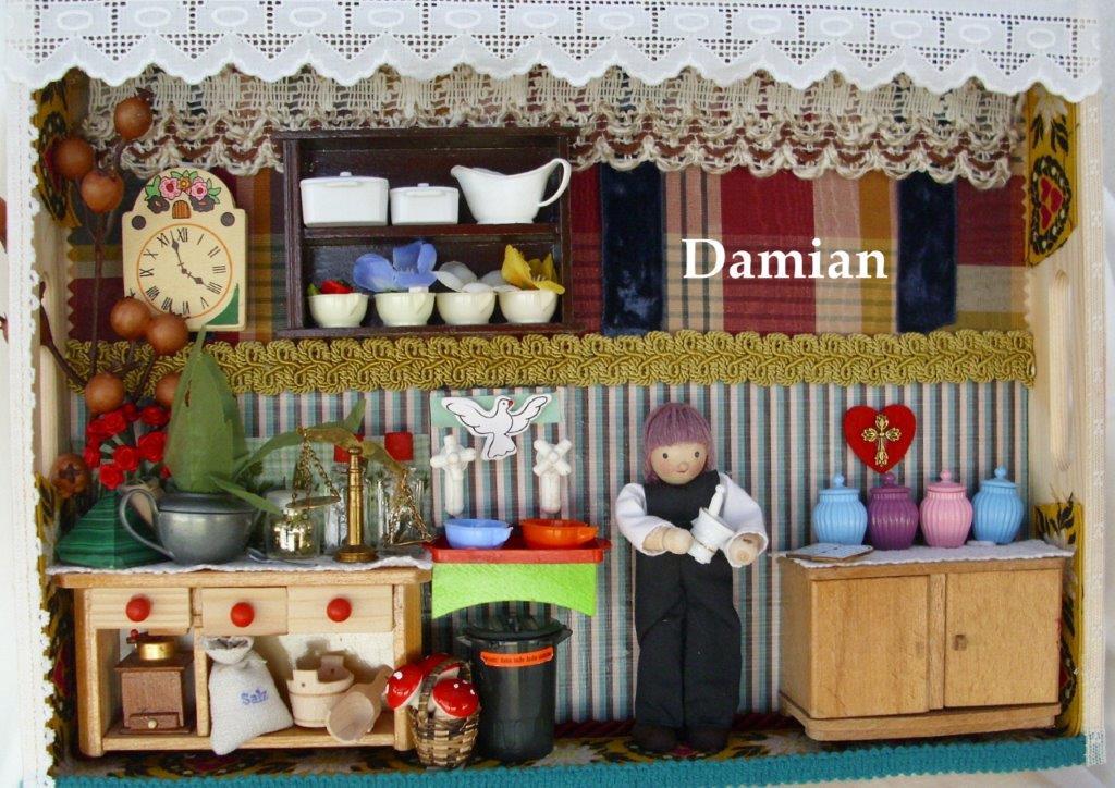 Heiliger Damian (c) Uta Möhler