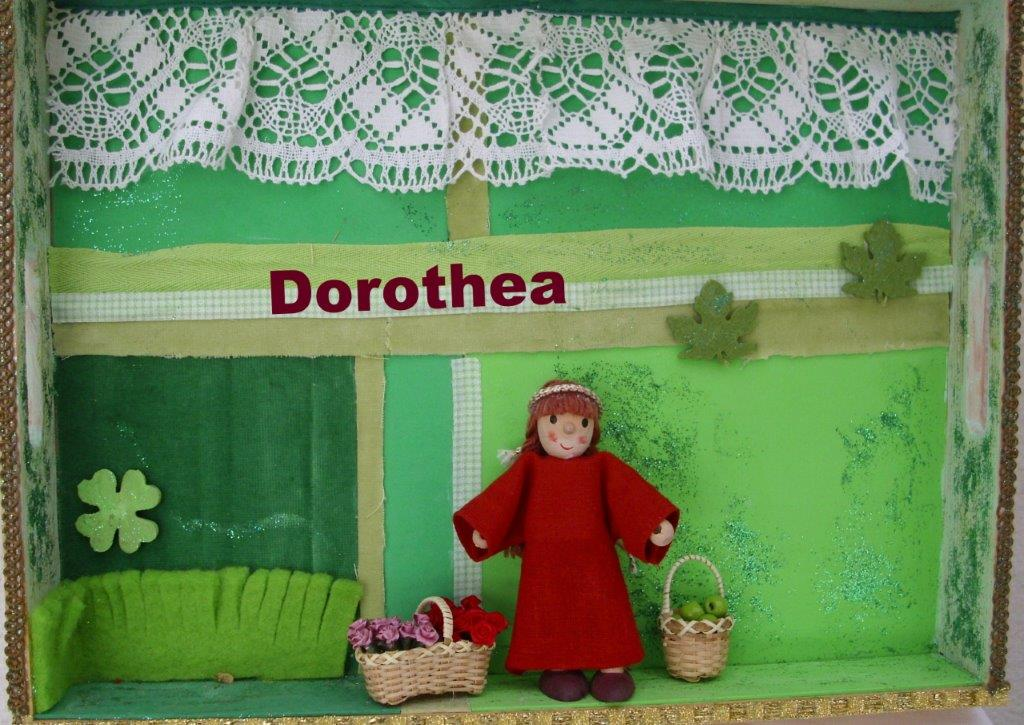 Heilige Dorothea (c) Uta Möhler