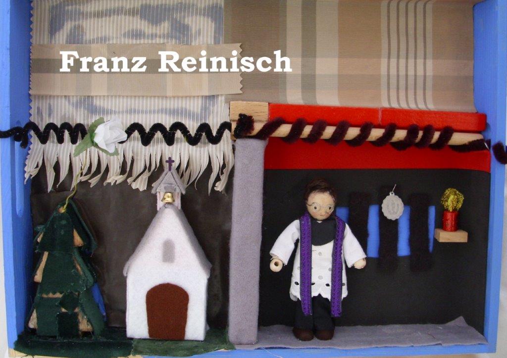Franz Reinisch (c) Uta Möhler