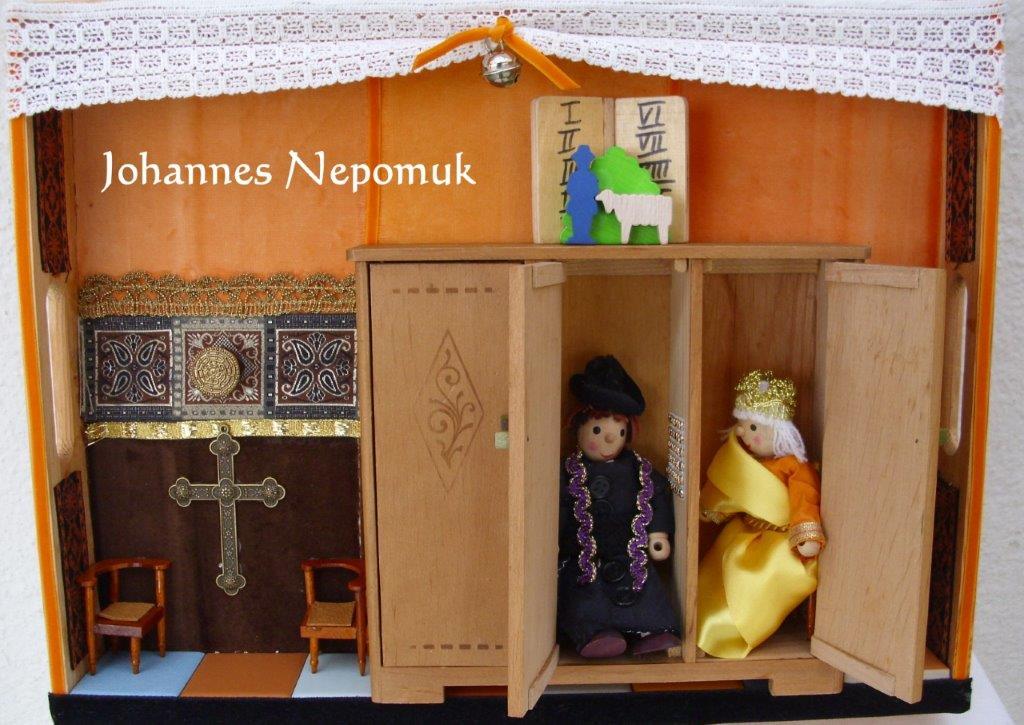 Heiliger Johannes Nepomuk (c) Uta Möhler