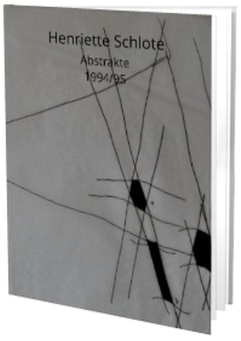 Henriette Schlote, Abstrakte, 1994- 1995