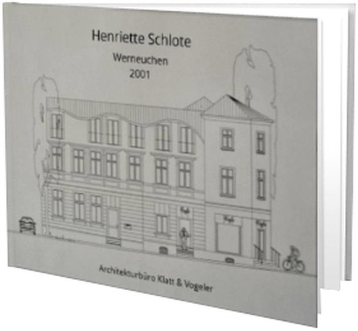 Henriette Schlote, Werneuchen, 2001