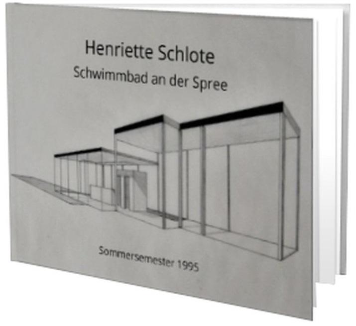 Henriette Schlote, Schwimmbad an der Spree, 1995