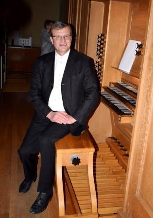 Orgel & Bariton, Herbert Deininger, Stadtkirche, 1.11.2019