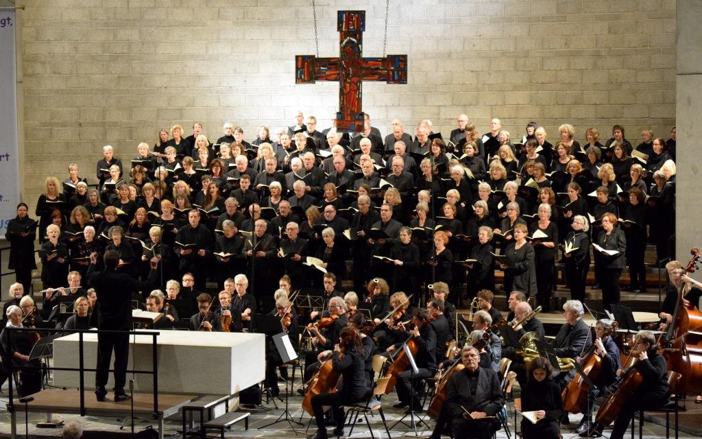 Brahms: Requiem, 12.11.2017, St. Peter, Lörrach