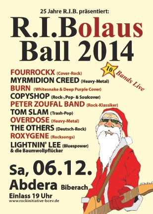 R.I.Bolaus Ball 2014