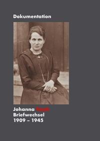 Cover Briefwechsel Johanna Tesch