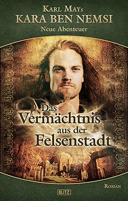 Hymer Georgy: Das Vermächtnis aus der Felsenstadt. Blitz-Verlag, April 2017.