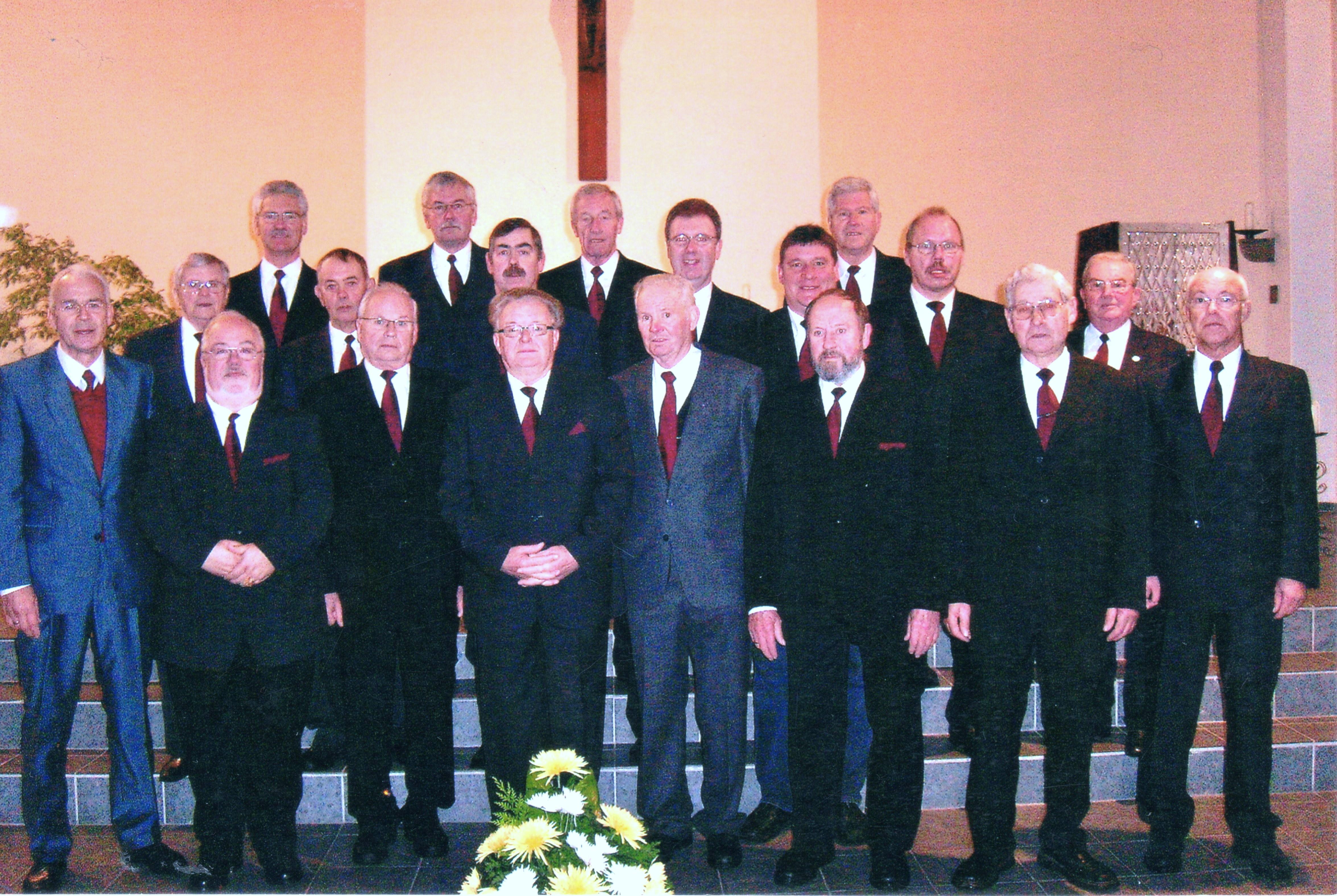 """Kirchenchor """"St. Nikolaus"""" 1890 Lucherberg (Weihnachten 2006)"""