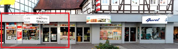 Ladenlokal in Korbach zu vermieten