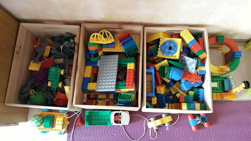 Lego-Vielfalt