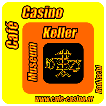 Cafe Casino Keller Logo