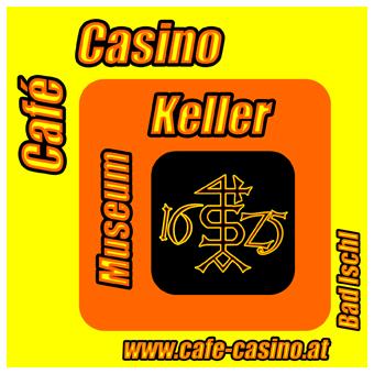 Cafe Casino Keller Logo